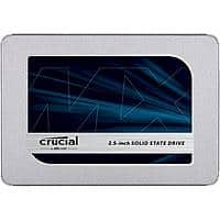 "1TB Crucial MX500 2.5"" Solid State Drive $118.99 + Free Shipping"