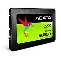 """ADATA SU650 960GB 3D NAND 2.5"""" SSD for $85 AC + FS"""