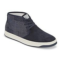 Lucky Brand Men's Payne Leather Hightop Sneaker Shoe for $26.99 AC + Free Shipping
