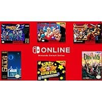 ***Starts 12/12/19*** Nintendo Switch Online Members (Subscribers): Star Fox 2, Super Punch-Out, Kirby Super Star, Breath of Fire II, Crystalis, Journey to Silius for Free Image