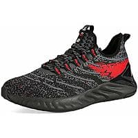 PEAK Men's Comfortable Running Shoes $55.99 AC + FSSS