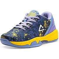 PEAK Kid's Basketball Shoes Delly 1 Sneakers for Running, Walking, Gym $29.99 + FSSS