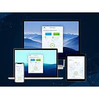 KeepSolid VPN Unlimited: Lifetime Subscription (5 Devices) $15
