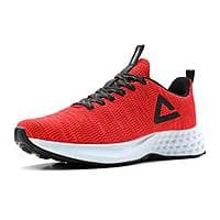 PEAK Taichi EGGII Mens Comfortable Lightweight Running Shoes $45.49 & More