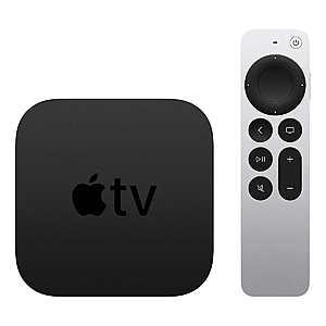 Apple TV 4K 32GB - $160