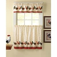 15% Off + Free Shipping at CurtainWorks: Tier Sets from $  8.49 + Free Shipping
