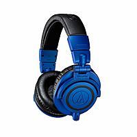 Audio-Technica ATH-M50xBB Limited Edition Professional Studio Monitor Headphones (Blue) $99