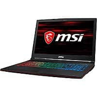 MSI GP63 Leopard-428: 15.6'' FHD 120 Hz IPS, i7-8750H, 16GB DDR4, 128GB SSD, 1TB HDD, GTX 1070, Win10H @ $1219 AR + F/S