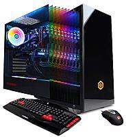 CYBERPOWERPC Gamer Master GMA1394A Desktop: Ryzen 7 2700, 16GB DDR4, RTX 2070, 240GB SSD, 2TB HDD, Liquid Cooling, 800W PSU, WIn10H @ $1200 + F/S