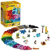 Walmart: 1500-Piece LEGO Classic Bricks and Animals Set $30