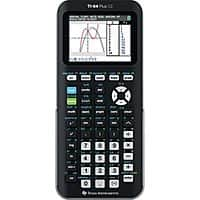 TI-84 plus $89.99 at staples (possibly lower with visa checkout)
