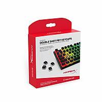 HyperX Double Shot PBT Keycaps - 104 Mechanical Keycap Set (BLACK ONLY) $17.99