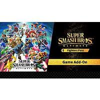 Super Smash Bros. Ultimate Fighter Pass DLC (Nintendo Switch Digital Code) $22.50