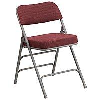 Amazon - Fancy padded folding chair $12.83 shipped