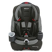 Graco Nautilus 65 LX 3-in-1 Harness Booster Convertible Car Seat - Conley $  99.99