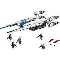 (Prime Now) LEGO Star Wars Rebel U-Wing Fighter(TM) (75155) $35
