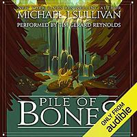 Free Audible book for members - Pile of Bones Image