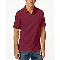 Club Room Men's Short Sleeve Solid Estate Performance Sun Protection Polo $  5.60, Club Room Big & Tall Feeder-Stripe Polo $  4.89,  More + $   shipping