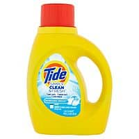 40-Oz Tide HE Simply Clean & Fresh Liquid Laundry Detergent $  2.36 + free shipping