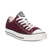 Converse Men's Chuck Taylor Ox Casual Sneakers (burgundy) $  16 + $  4 shipping