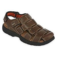 St. John's Bay Men's Shoes or Sandals + Performance Polo $  19 + free store pickup at JCPenney