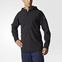 Adidas Men's Z.N.E. 90/10 Jacket $45.50, Supernova Storm Jacket $31.50, Outdoor Wandertag Jacket (orange) $35 + Free shipping