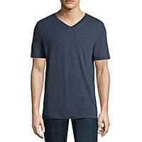 Men's Arizona Tee Shirts 5 for $15.34 ($3.06 each when you buy 5) + free ship to store at JCPenney