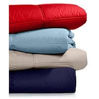 Lauren Ralph Lauren Color Down Alternative Cotton Comforter: Twin $36, Queen $48, King $56 + free ship on $49+