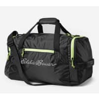 Eddie Bauer Stowaway 40L or 45L Duffel or 30L Packable Pack $20 + free shipping