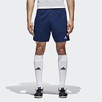 adidas Men's Parma 16 Soccer Shorts (blue) $6.12 + free shipping