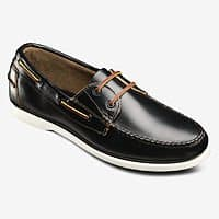Allen Edmonds: Maritime Boat Shoe (black) $75.56, Tate Cap Toe Shoe (black) $93.41, Corsico Italian Dress Shoe $105.31, More + free shipping on $50+
