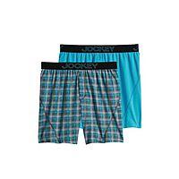 Jockey Men's No Bunch Boxer 2 for $6 ($3 each) + free shipping