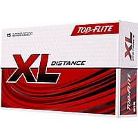 15-Pack Top Flite 2019 XL Distance Golf Balls $5.60, 15-Pack Top Flite 2016 D2+ Distance Golf Balls $6.40, More + free shipping