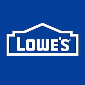 $100 Lowe's Gift Card (Email Delivery) $90 at Staples