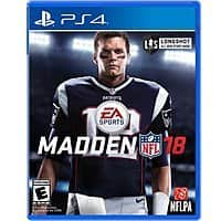 Madden NFL 18 - Preowned (PS4) $21.89 Walmart
