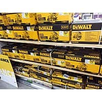 DeWalt XRP 18V Cordless Tools on Clearance at Lowe's B&M YMMV $79
