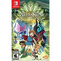 Ni no Kuni: Wrath of the White Witch - Nintendo Switch - Amazon $29.99