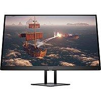 HP - OMEN Gaming 27in IPS LED QHD FreeSync Monitor - Shadow Black - $399