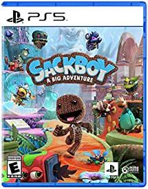 Sackboy: A Big Adventure – PlayStation 5 $29.99 @ Amazon