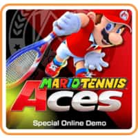 Mario Tennis Aces Special Online Demo comes with 7 Day Free Nintendo Switch Online Trial Image