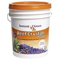 Instant Ocean Reef Crystals Reef Salt for 160-Gallon Reef Aquariums $17.99 w/ S&S + Free S&H Now $19.99