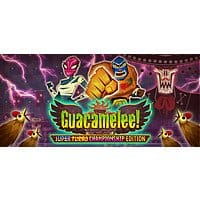 (PCDD) Guacamelee! Super Turbo Championship Edition - FREE w/ Newsletter Subscription @ Humble Bundle Image