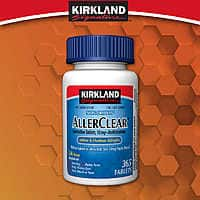 Costco: 365 Count Loratidine (Claritin) 24 hour allergy pills - $7.99 FS