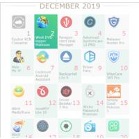 Winxdvd 2019 christmas calendar giveaway Image