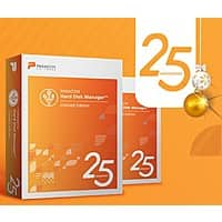 FREE - Paragon Hard Disk Manager 25th Aniversary Limited Edition Image