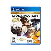 Overwatch: GOTY Ed. for PS4, Xbox One, PC $  26
