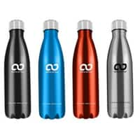 Alpha Armur Double Wall Vacuum Insulated Water Bottles (various colors;12oz. to 50oz.) from $  8.99 AC @ Amazon.com