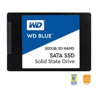 "500GB WD Blue  2.5"" SATA III 3D Solid State Drive  $100 + Free Shipping"