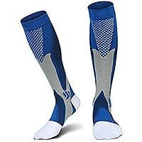 Compression Socks (20-30mmHg) Mens/Womens (only size L/XL) - Amazon $  6.71 AC