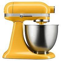 KitchenAid Artisan Mini Tilt-Head Stand Mixer, 3.5 qt. (Color: Orange Sorbet) $  174.99